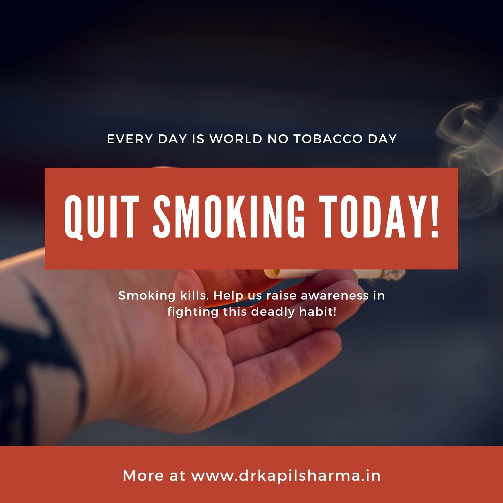 How To Quit Smoking Or Smokeless Tobacco
